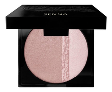 SENNA Запеченный бронзатор-хайлайтер Brilliant Bronze Bronzer & Highlighter 5,9г