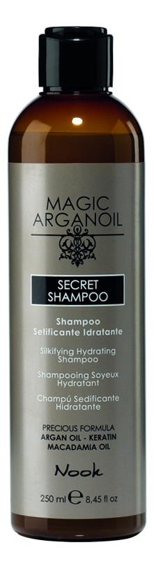 Купить Шампунь для волос увлажняющий Магия арганы Magic Arganoil Secret Shampoo: Шампунь 250мл, Nook