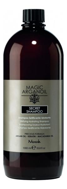 Купить Шампунь для волос увлажняющий Магия арганы Magic Arganoil Secret Shampoo: Шампунь 1000мл, Nook