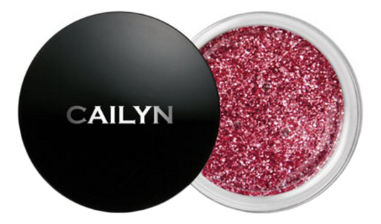 Купить Рассыпчатые тени для век Carnival Glitter 5г: 11 Temptation of Roses, CAILYN