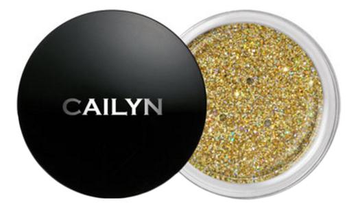 Рассыпчатые тени для век Carnival Glitter 5г: 16 Gold Digger