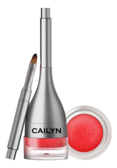 Мерцающий бальзам для губ Pearly Shimmer Balm 4г: 05 Sexy Red