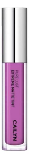 Купить Матовый тинт для губ Pure Lust Extreme Matte Tint 3, 5мл: 19 Fantasist, CAILYN