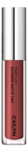 Матовый тинт для губ Pure Lust Extreme Matte Tint 3,5мл: 22 Realist