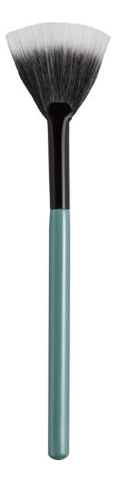 Купить Веерная кисть для нанесения тональной основы и румян Brush Airbrush Fan No28, SENNA