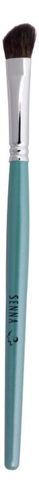 Скошенная кисть для теней Brush Angle Fluff No505