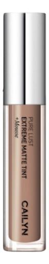 цена на Матовый тинт для губ Pure Lust Extreme Matte Tint + Mousse 3,5мл: 61 Purity