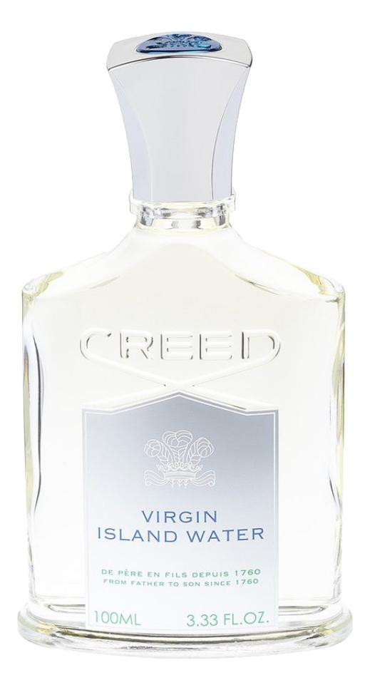 Creed Virgin Island Water: парфюмерная вода 100мл тестер