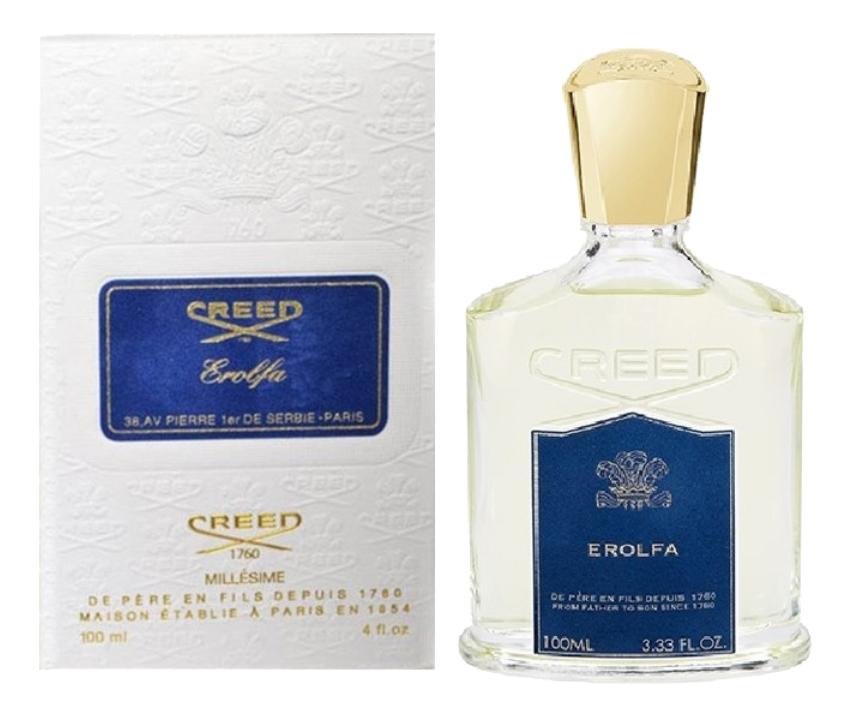 Creed Erolfa: парфюмерная вода 100мл creed original santal парфюмерная вода 100мл