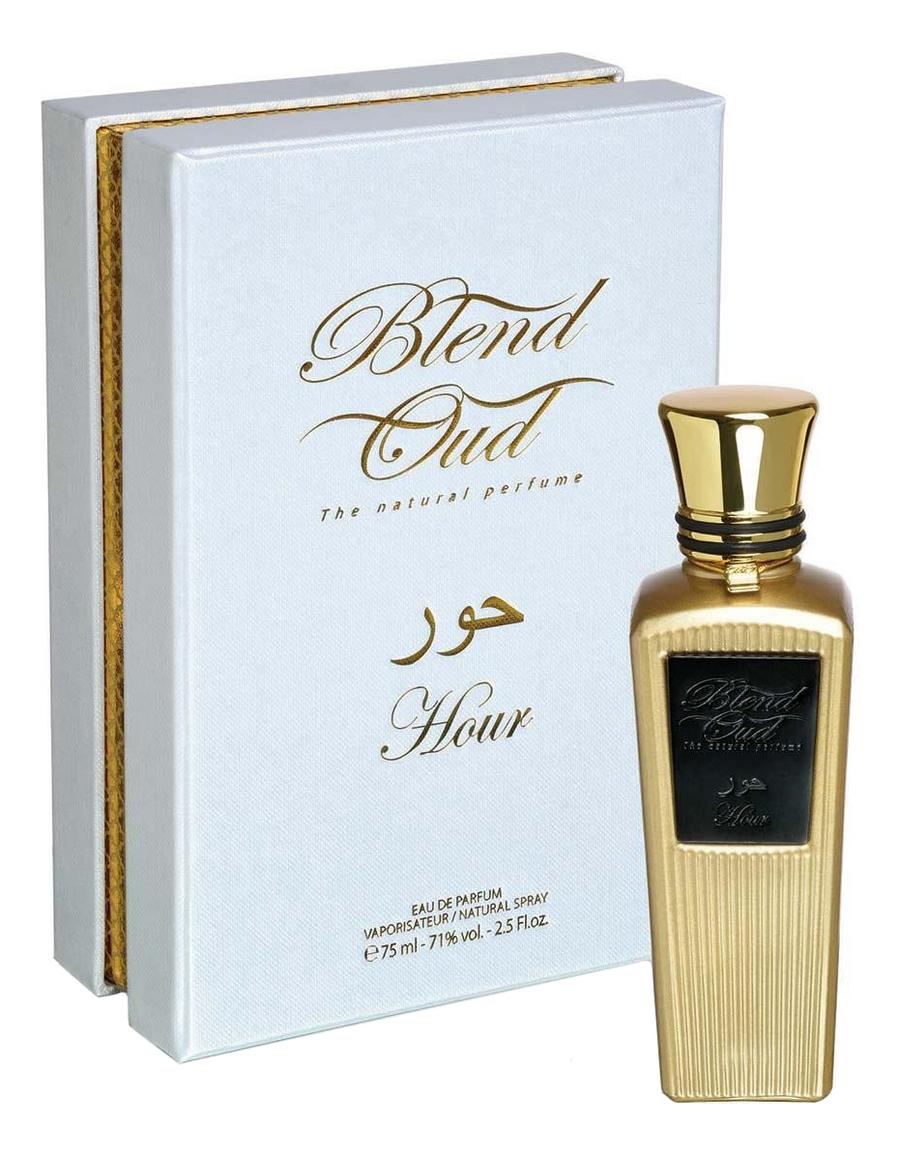 Blend Oud Hour: парфюмерная вода 75мл perma blend