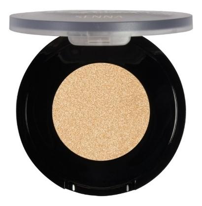 Купить Тени для век Eye Color Metallic Powder Eyeshadow 2г: Fame, SENNA