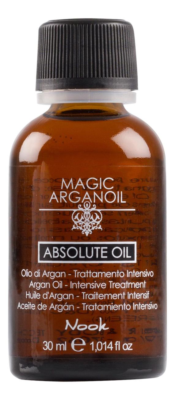 Масло для волос Магия арганы Абсолют Magic Arganoil Absolute Oil: Масло для волос 30мл масло аннато для волос