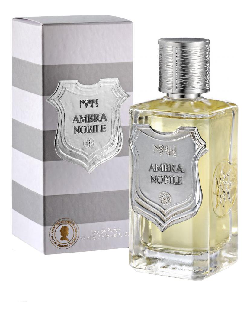 Купить Ambra Nobile: парфюмерная вода 75мл, Nobile 1942