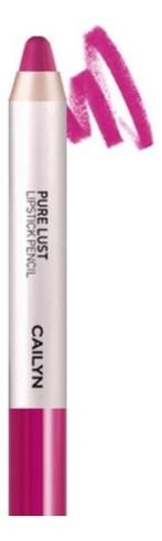 Купить Карандаш-помада для губ Pure Lust Lipstick Pencil 2, 8г: 06 Plum, CAILYN