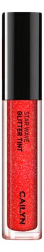 Глиттерный тинт для губ Star Wave Glitter Tint 3мл : 03 Leo глиттерный тинт для губ star wave glitter tint 3мл 05 virgo
