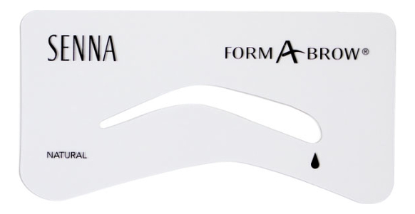 Трафареты для бровей Form-A-Brow Stencils: Natural недорого