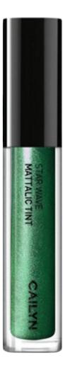 Металлический тинт для губ Star Wave Mattalic Tint 3мл: 09 Draco глиттерный тинт для губ star wave glitter tint 3мл 05 virgo