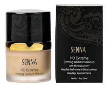 SENNA Стойкая тональная основа для лица HD Extreme Firming Radiant Makeup 30мл