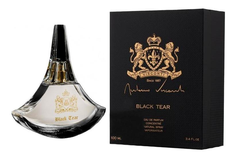 Antonio Visconti Black Tear: парфюмерная вода 100мл
