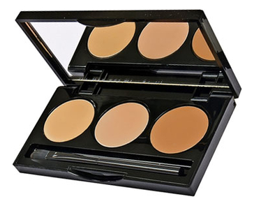 HD-консилер HD Hydra-Cover Hydrating Concealer Palette 6г: No2