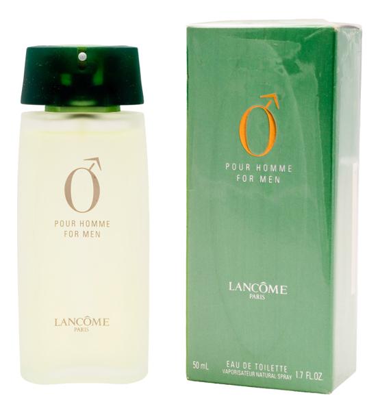 Lancome O For Men: туалетная вода 50мл