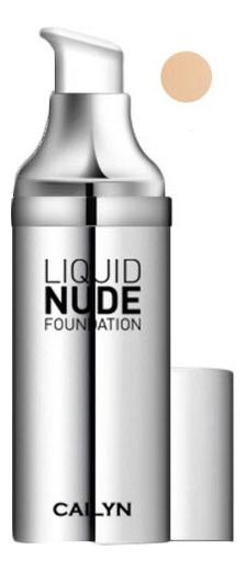 Легкая тональная основа Liquid Nude Foundation 30мл: 02 Sand Castle