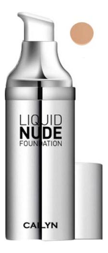 Купить Легкая тональная основа Liquid Nude Foundation 30мл: 04 Mediterranean, CAILYN