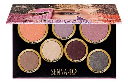 Палетка для макияжа Makeup Palette Decades: 2K