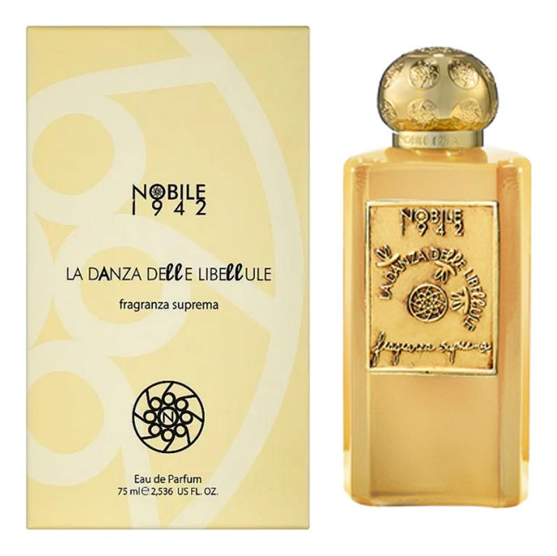 La Danza delle Libellule: парфюмерная вода 75мл muschio nobile парфюмерная вода 75мл