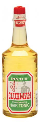 Купить Смягчающий тоник для волос Greaseless Hair Tonic 370мл, Clubman Pinaud