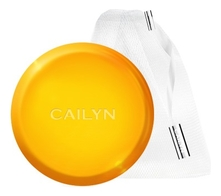 CAILYN Очищающее мыло для лица Mummy Whipping Bubble Cleansing Bar 90г