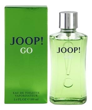 Joop Go Man: туалетная вода 100мл