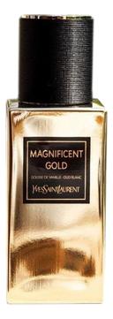 Фото - YSL Magnificent Gold : парфюмерная вода 75мл тестер ysl exquisite embroidery парфюмерная вода 75мл