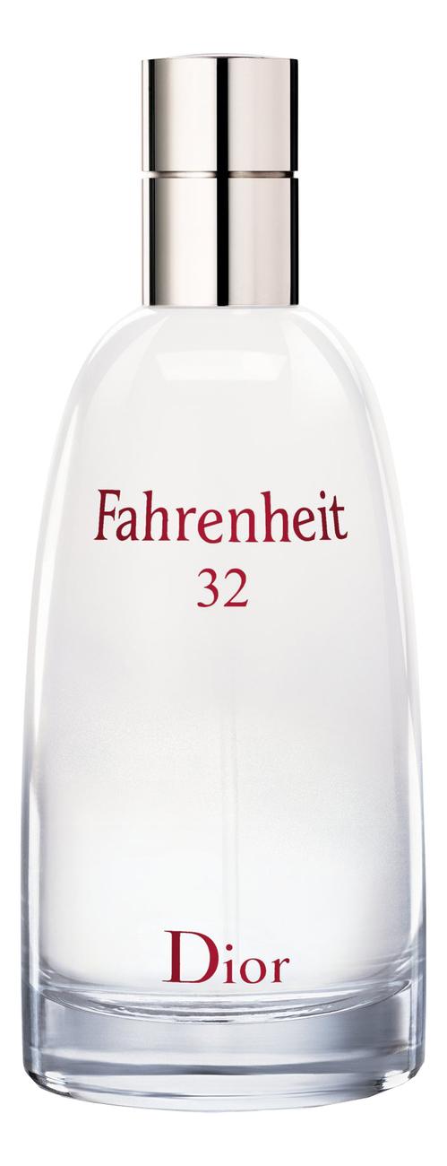 Christian Dior Fahrenheit 32: туалетная вода 100мл тестер christian dior fahrenheit absolute туалетная вода тестер 100 мл