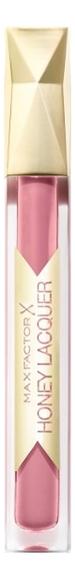 Блеск для губ Colour Elixir Honey Lacquer 3,8мл: No 10 Honey Rose max factor honey rose