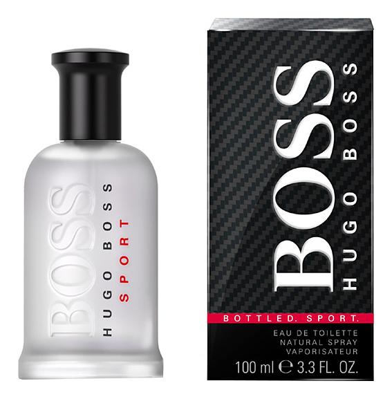 Boss Bottled Sport: туалетная вода 100мл