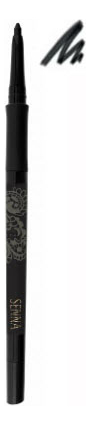 Механический карандаш для глаз Ultra Last Eyeliner Long Wear Pencil: Black