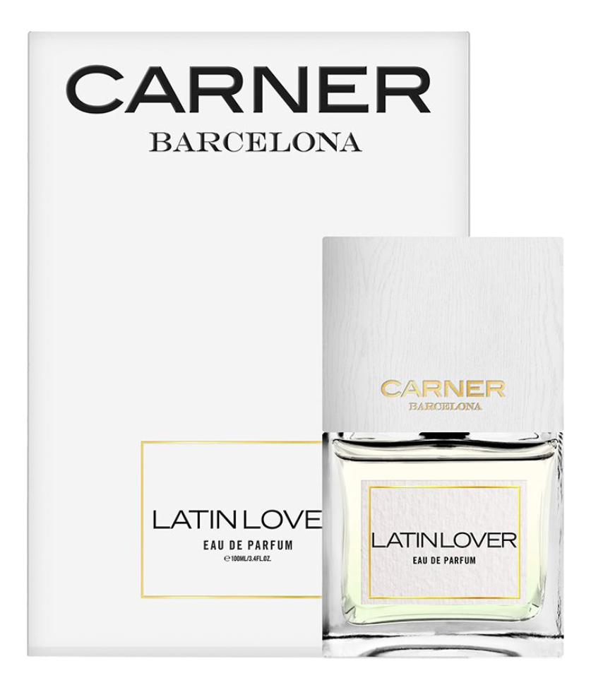 Carner Barcelona Latin Lover: парфюмерная вода 100мл