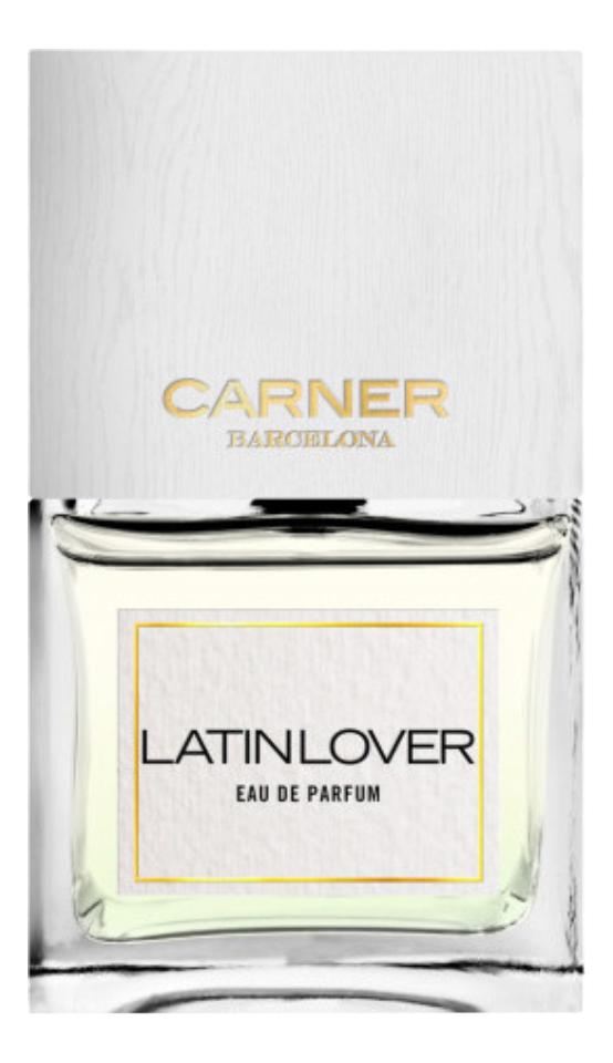 Carner Barcelona Latin Lover: парфюмерная вода 100мл тестер