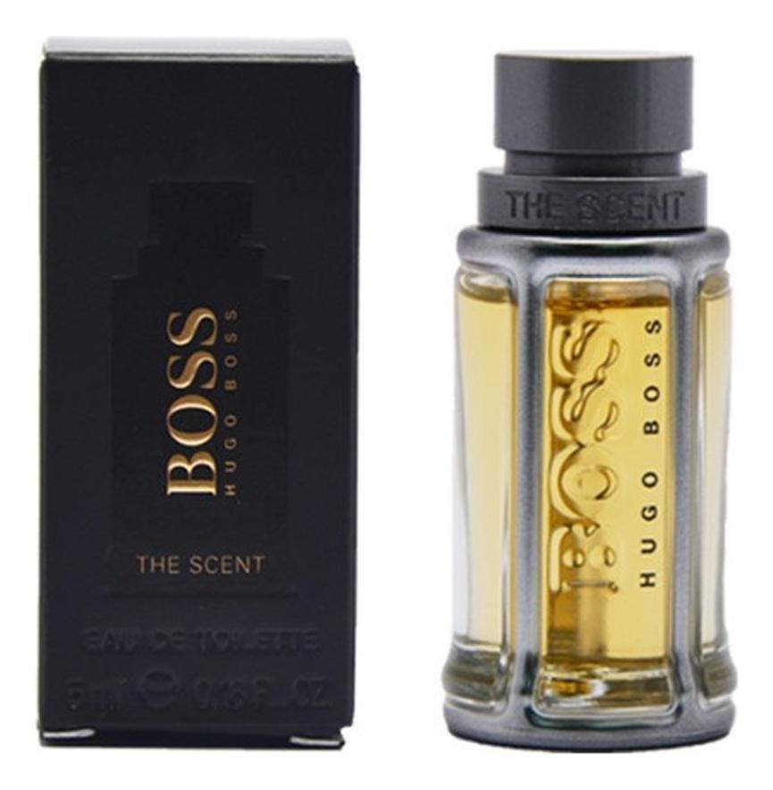 Boss The Scent: туалетная вода 5мл недорого