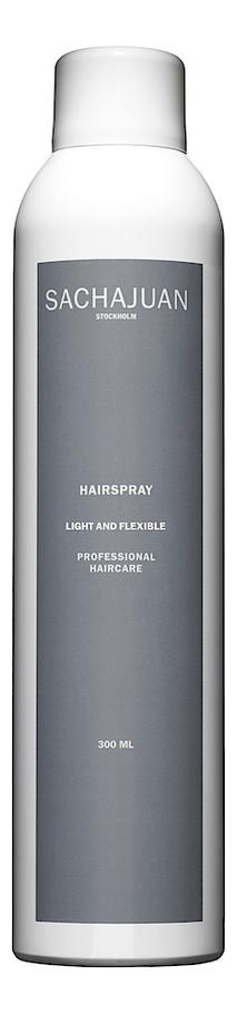 Лак для волос легкой фиксации Hairspray Light And Flexible 300мл