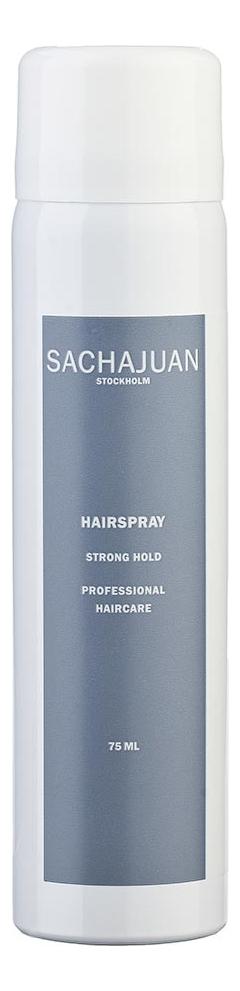 Купить Спрей для волос сильной фиксации Hairspray Strong Control: Спрей 75мл, SACHAJUAN
