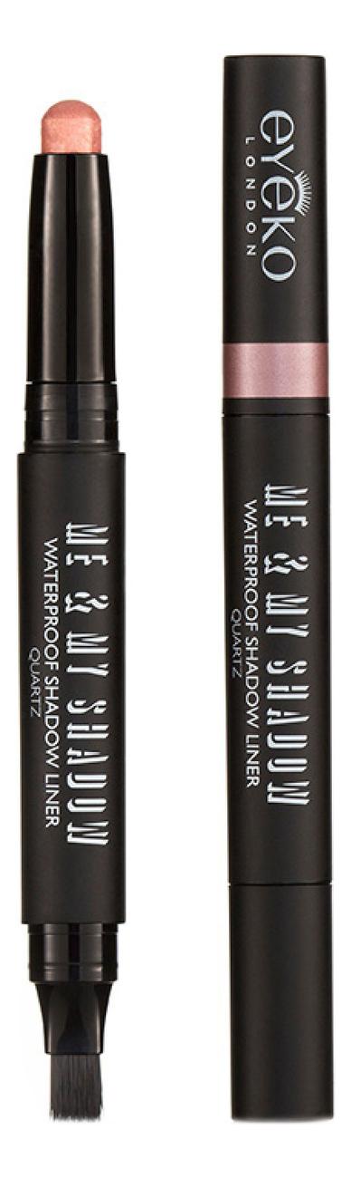 Тени для век кремовые в стике Me & My Shadow Waterproof Liner 1,4г: Quartz