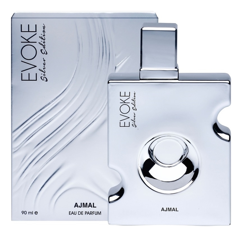 Купить Evoke Silver Edition For Him: парфюмерная вода 90мл, Ajmal
