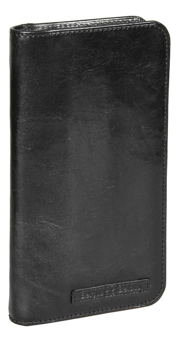 Портмоне Ancona Black 1462 (черное)