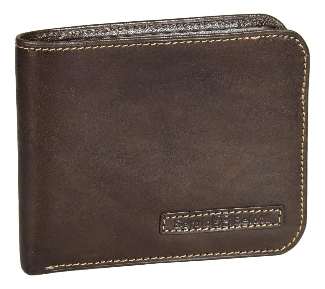 Портмоне Аncona Вrown 3638 (коричневое) недорого
