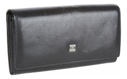 Кошелек женский West Black 1164 (черный) кошелек женский labbra l056 0015 black черный