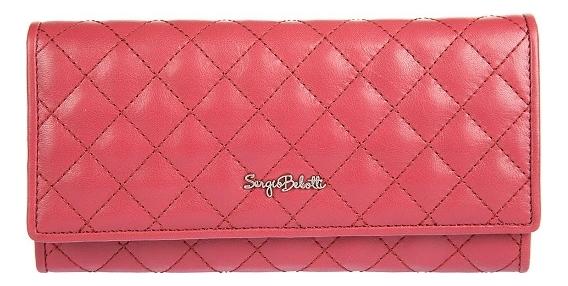 Кошелек женский Sign Rubino 3317 (розовый) брюки fiorella rubino fiorella rubino fi013ewbeeg7