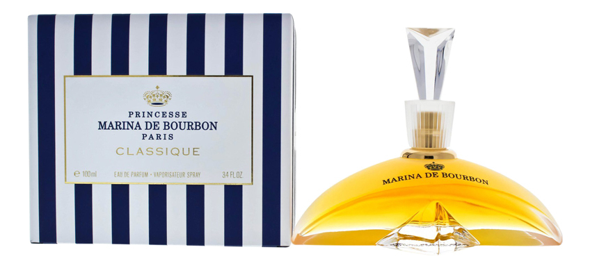 Фото - Princesse Marina de Bourbon: парфюмерная вода 100мл princesse marina de bourbon golden dynastie парфюмерная вода 50мл
