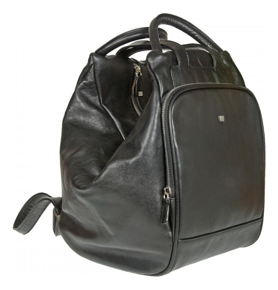 Фото - Рюкзак West Black 9815 (черный) рюкзак ancestor ghost black черный